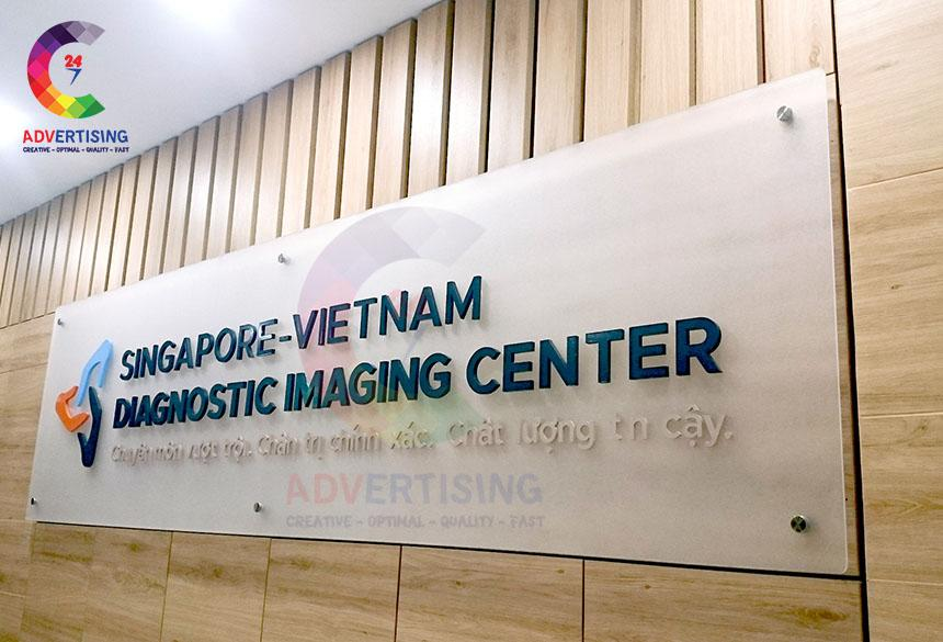 các mẫu bảng hiệu công ty, logo văn phòng công ty đẹp