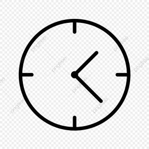 pngtree vector clock icon png image 3785539