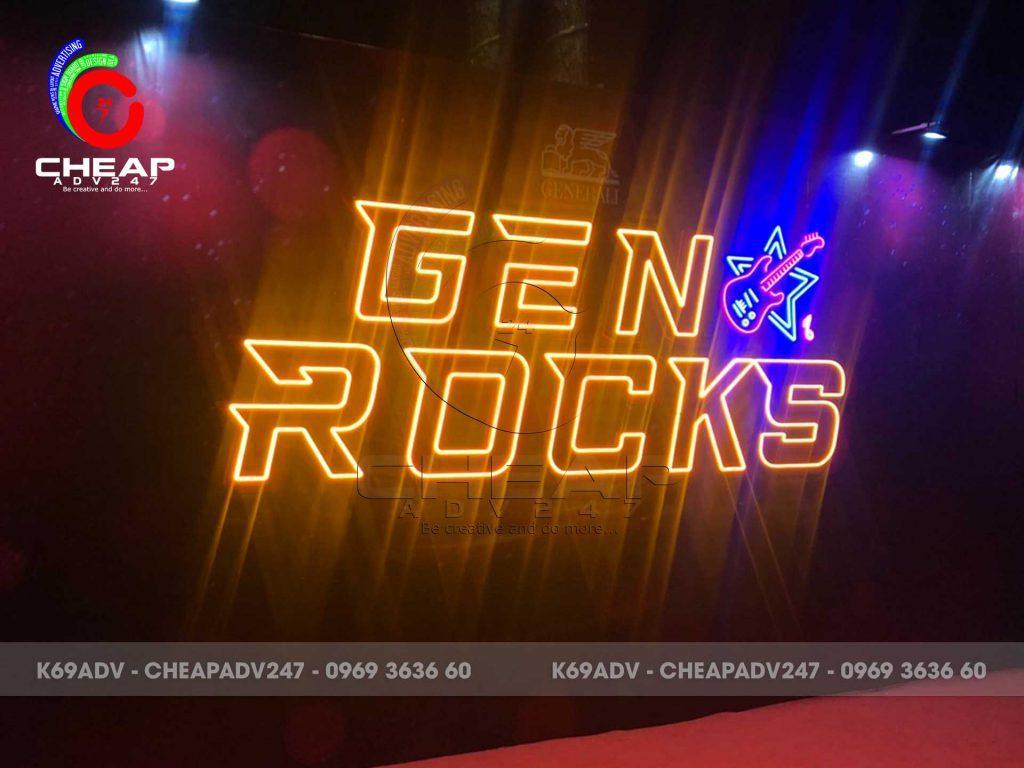 Làm đèn neon sign tại TpHCM Cheapadv247