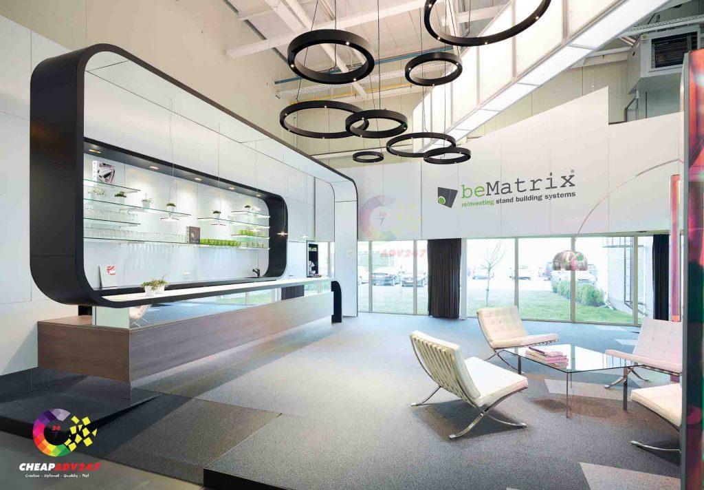 thiết kế thi công showroom đẹp và uy tín tại hcm