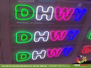 ảnh làm đèn neon sign quận 5 tại cheapadv247