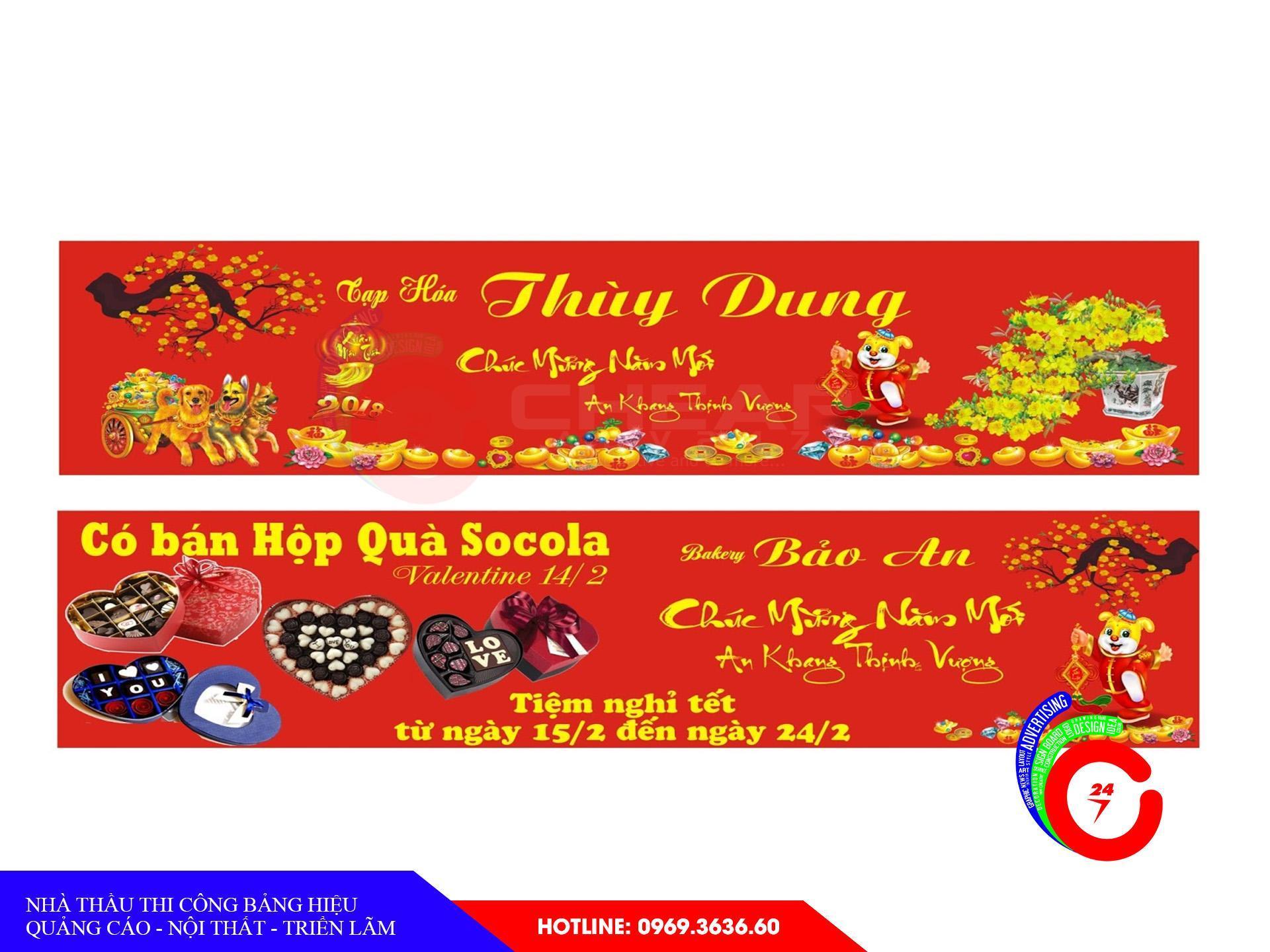 Mẫu băng rôn quảng cáo đẹp tại cheapadv247 - ảnh 8