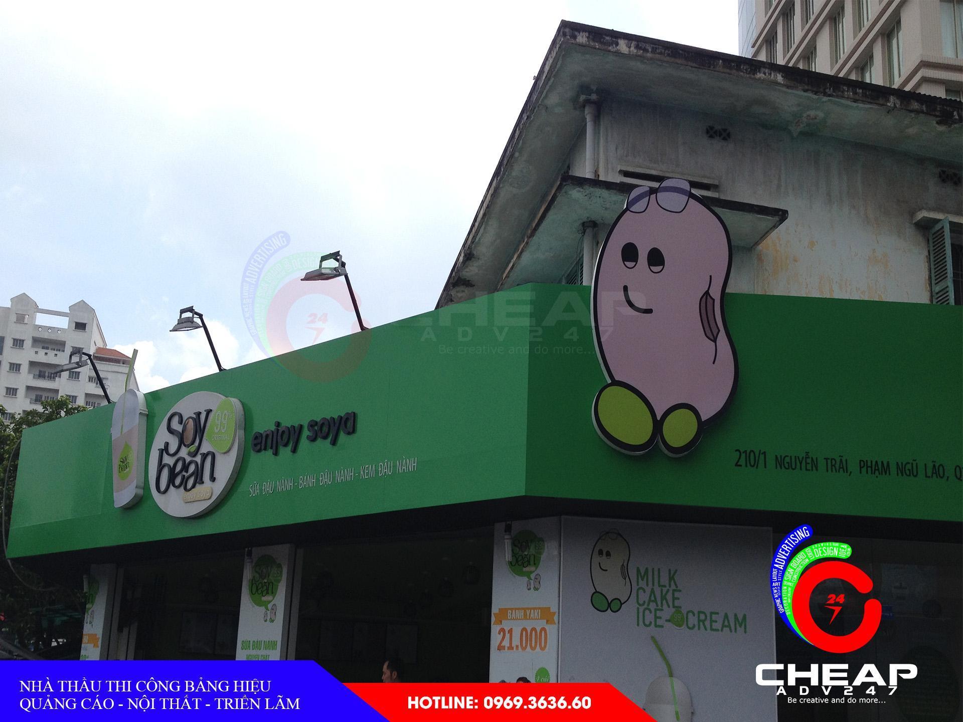 Ảnh bảng giá biển hiệu alu tại cheapadv247- ảnh 2