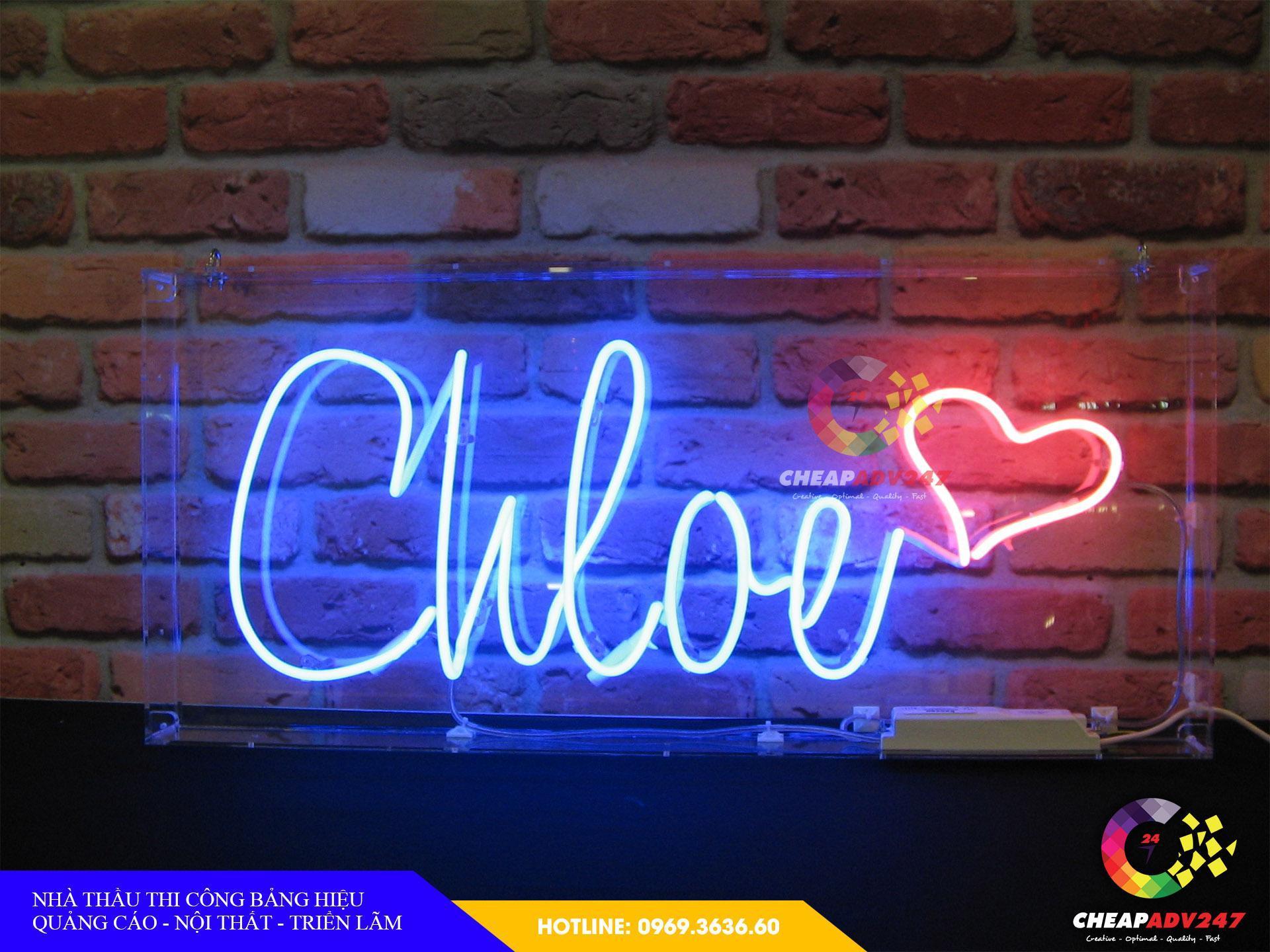 Ảnh làm chữ đèn neon tại cheapadv247- ảnh 5