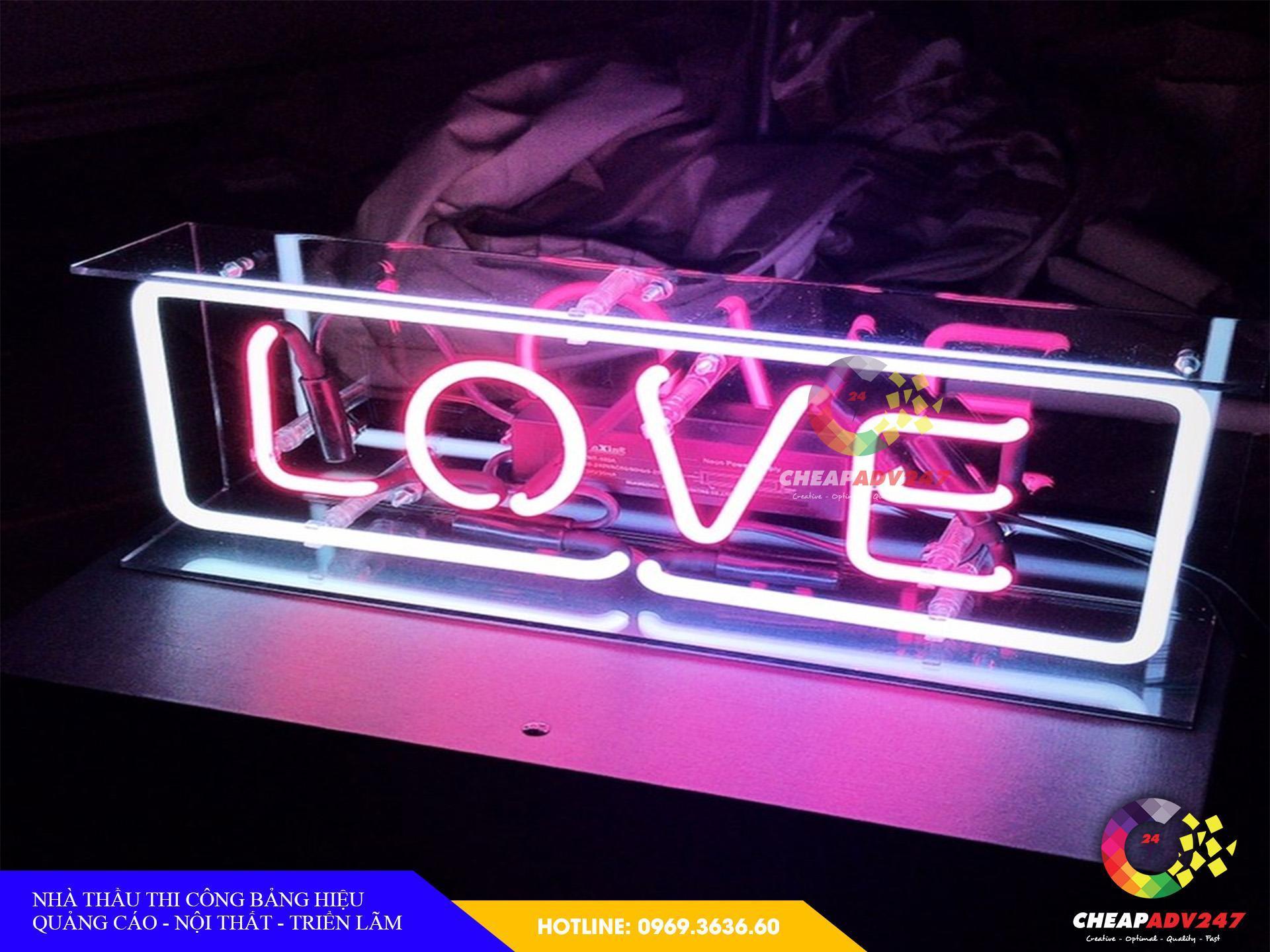 Ảnh uốn đèn neon sign tại cheapadv247 - ảnh 2