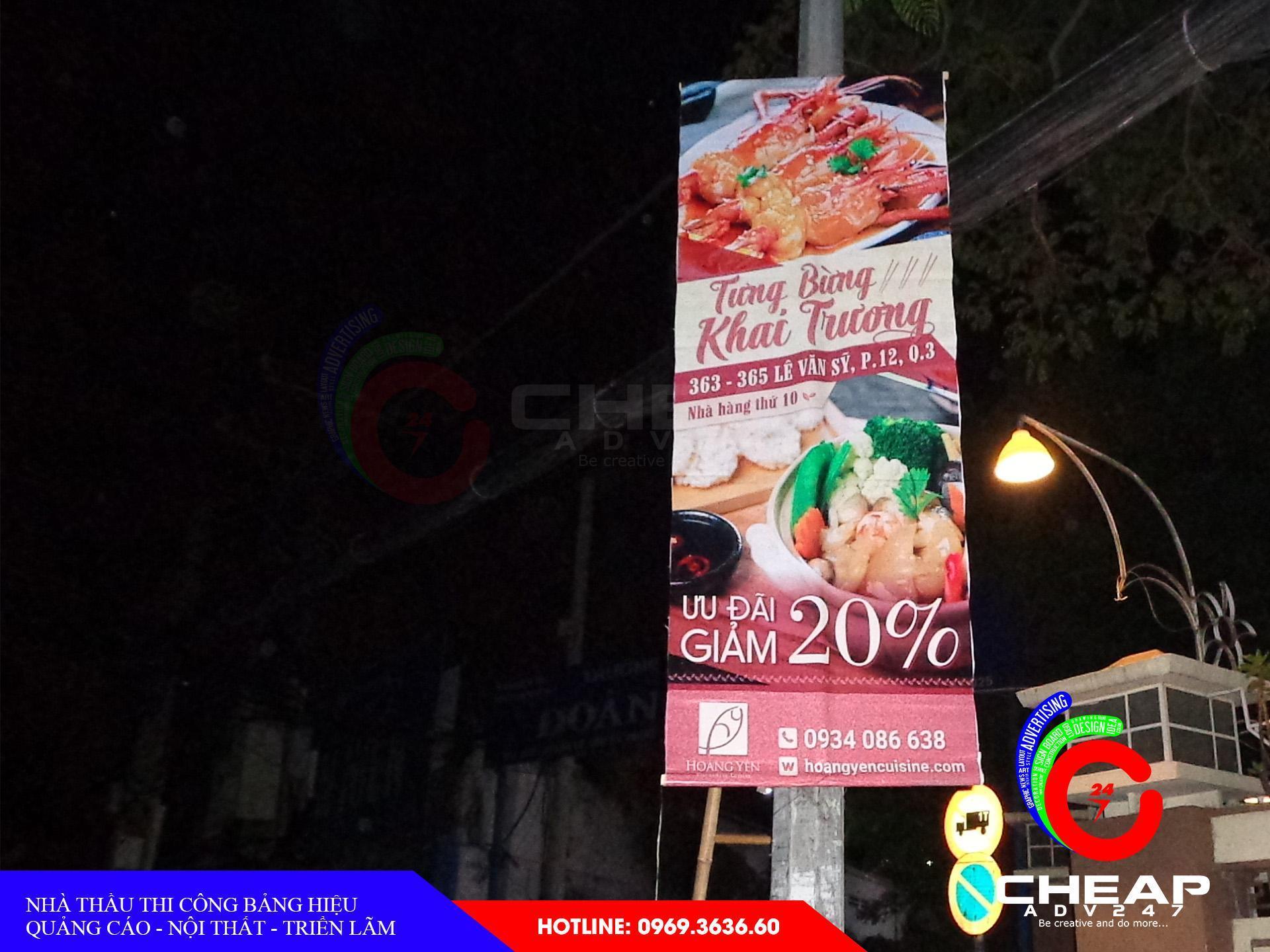 Mẫu băng rôn quảng cáo đẹp tại cheapadv247 - ảnh 2