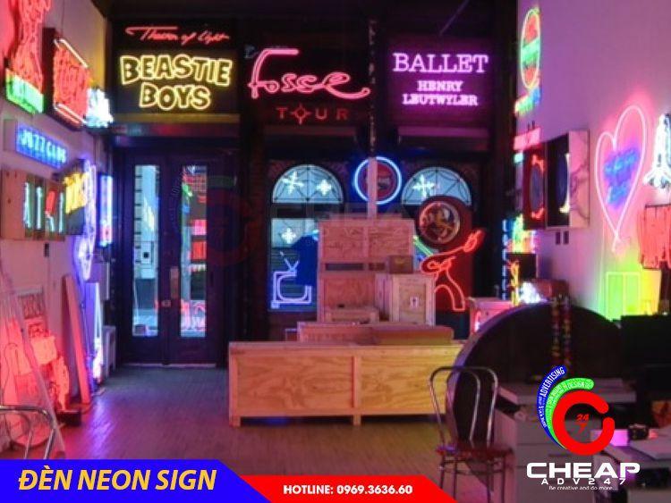 làm đèn neon sign tại quận 11 cheapadv247
