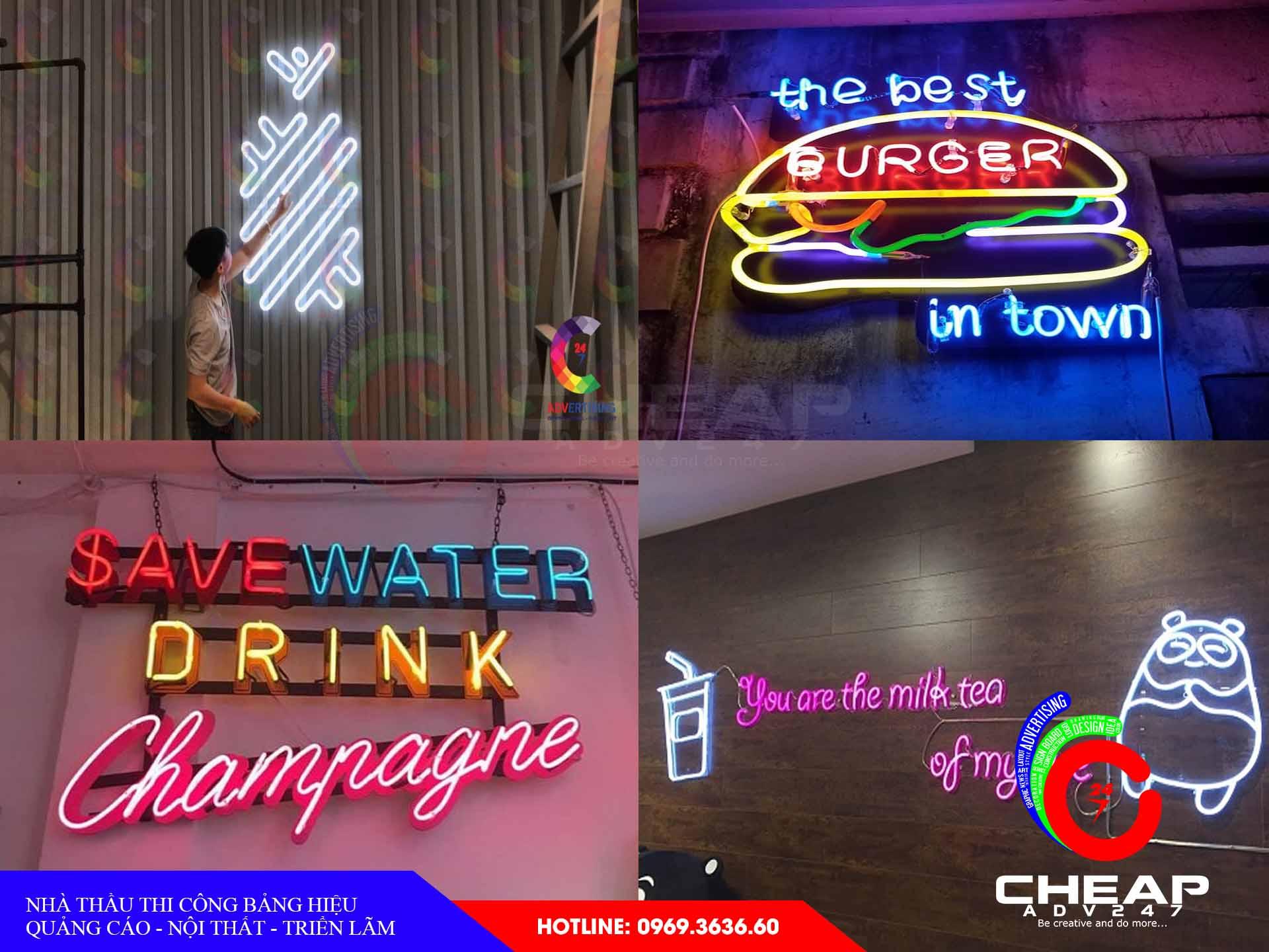 Làm bảng hiệu quảng cáo tại cheapadv247