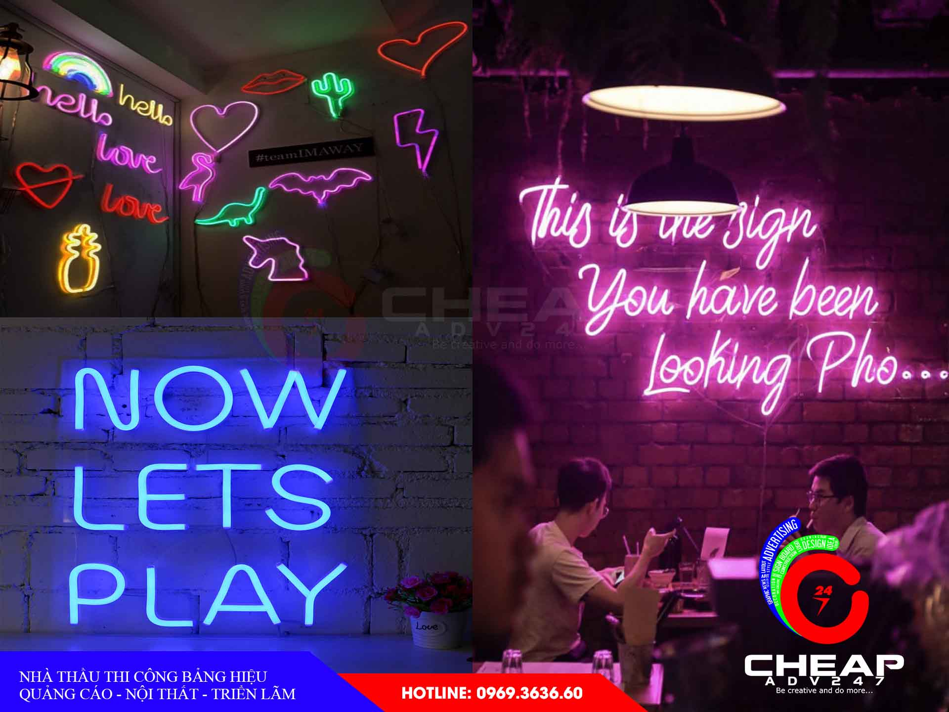 Làm bảng hiệu quảng cáo cần thơ tại cheapadv247