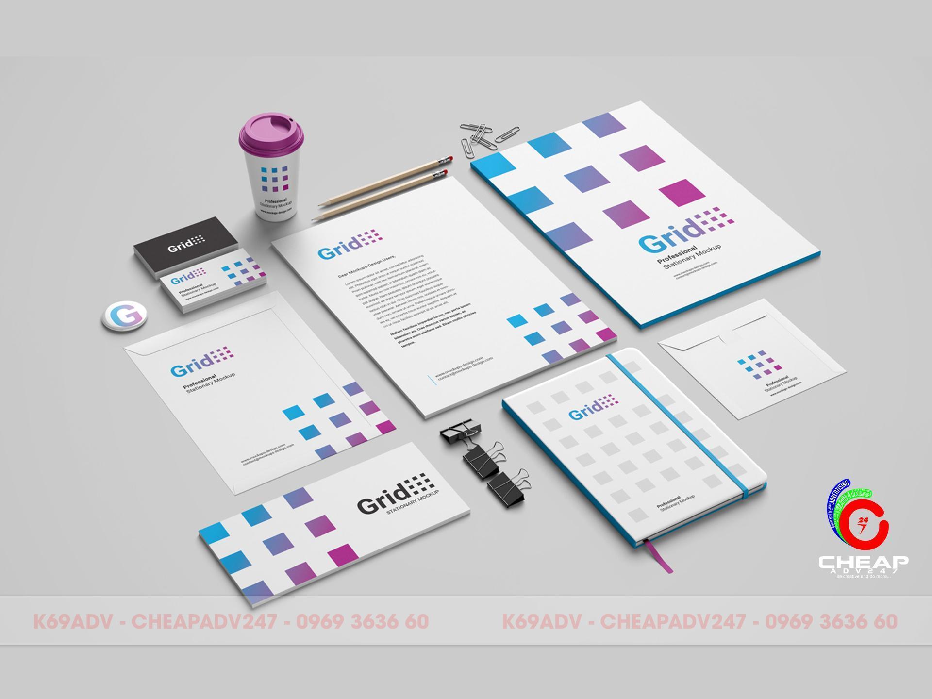 Xin được giới thiệu bài viết báo giá thiết kế bộ nhận diện thương hiệu tại cheapadv247