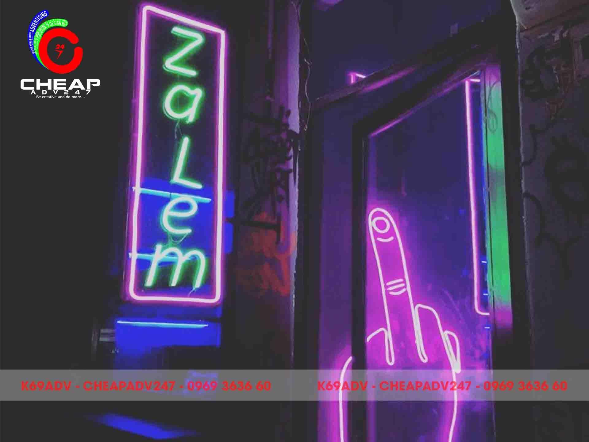 mau den neon sign dep cheapdv2479