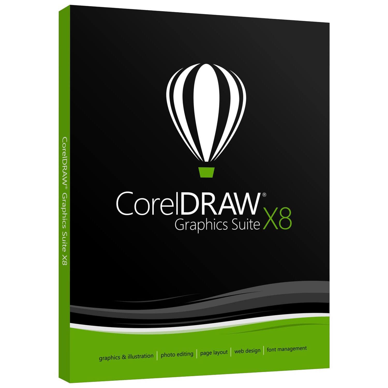CorelDraw X8